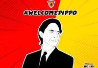 官方:AC米蘭傳奇球星菲利普-因扎吉出任貝內文託主帥