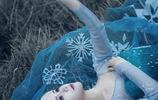 COSPLAY《冰雪奇緣》唯美女王ELSA