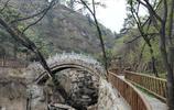 萊蕪九龍山通天大峽谷,建了好幾年的美麗景區,趁沒收費先睹為快