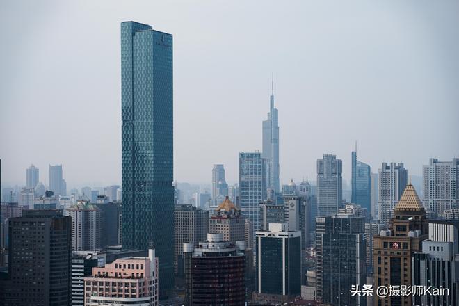 這座城市曾經是中國首都,如今經濟發達高樓遍地