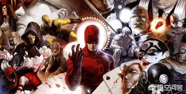漫威漫畫中有哪些奇葩的超能力?