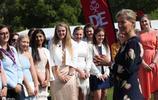 倫敦白金漢宮舉行的愛丁堡公爵金獎頒獎禮