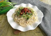 花生醬拌麵的做法