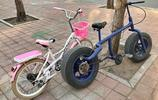 街頭遇奇特自行車:有人說騎它是自虐,有人說騎它為減肥,你說呢