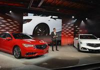 謳歌新款TLX紐約車展首發 定於年內國產