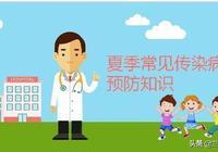 夏季常見傳染病及預防措施