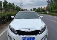 最近想入手一輛13年二手k5開開,作為家用,現在這個車還值得購買嗎?油耗怎麼樣?