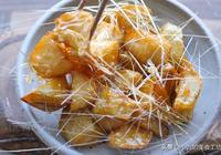 做拔絲地瓜,千萬不要直接下鍋炸,多加這一步,根根拔絲更酥脆!