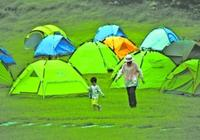 仲夏夜 一起去露營