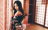 和服紅顏如櫻