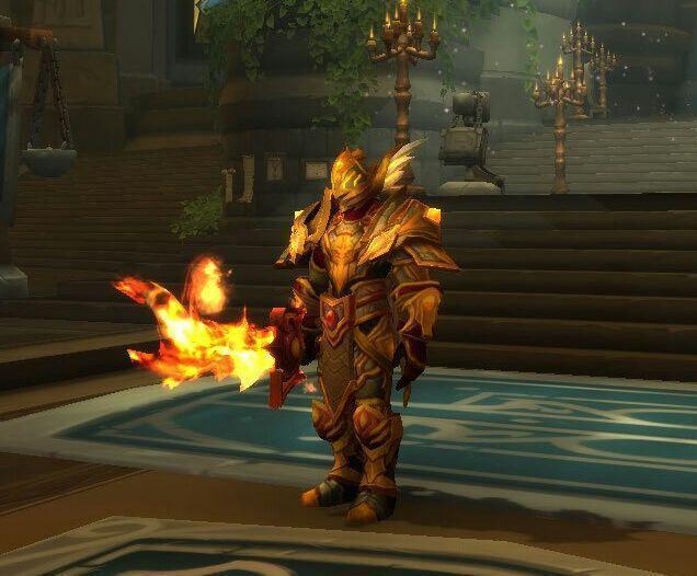 """《魔獸世界》中唯一能和霜之哀傷媲美的""""火之高興""""是什麼?"""