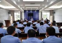 武寧交警圓滿完成全省旅發大會武寧分會場會議交通安全保衛工作