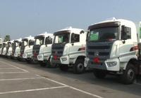 三一重工智能自卸車進駐懷化城區