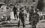 老照片:50年代的日本,戰後給人一種破敗的感覺
