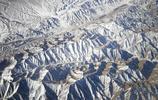 哈密:白雪覆蓋的大地