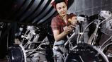 二戰中的罕見照片,各國的女性工作者,年輕的伊麗莎白女王有氣質