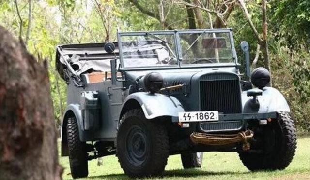 歷史上最經典的三大越野車!二戰時跑遍歐洲戰場,產自德國和美國