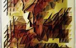 畢加索風格再現,碎片人臉