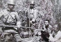 二戰太平洋戰爭日軍以為美國人會拼刺刀,結果被美軍無限火力打傻