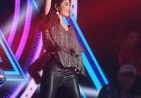 唯一一個能把皮褲穿這麼好看的女星,陳慧琳!