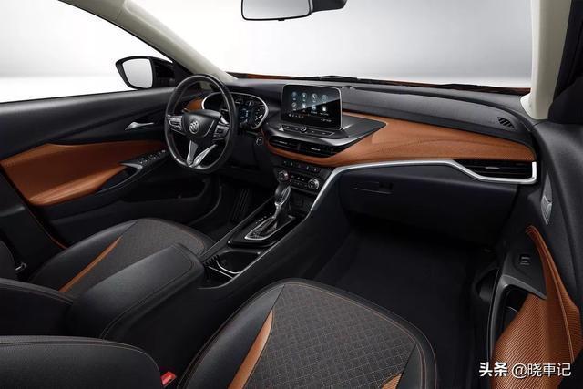 全新一代別克昂科拉GX/昂科拉上市 售價12.59萬起