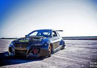 BMW E92 M3 GT2不夠看,告訴你如何800小時打造終極爆龜式樣