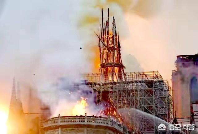 聖母院著火,明星大V們紛紛痛哭流淚是為什麼?