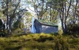 這座山間小屋已有百年曆史,這裡曾發生很多逸聞趣事
