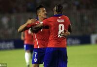 美洲盃:智利 VS 烏拉圭