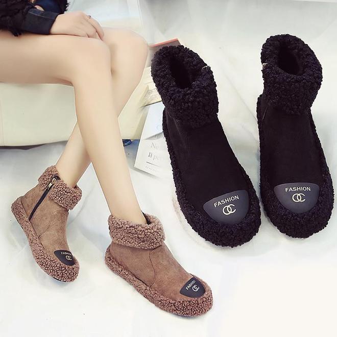 秋冬這6款女靴火了,款款不磨腳不臭腳又保暖,是女人的超愛