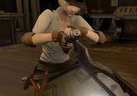 《最終幻想14》新資料片截圖 城鎮景色工匠裝備展示