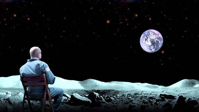 Fattest man on earth pics from moon