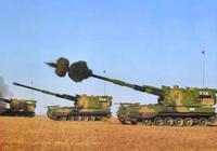 中國這款自行榴彈炮被稱為戰爭之神:德國人看後也不得不佩服!