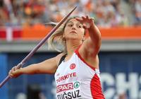 土耳其20歲姑娘標槍投出67.21米