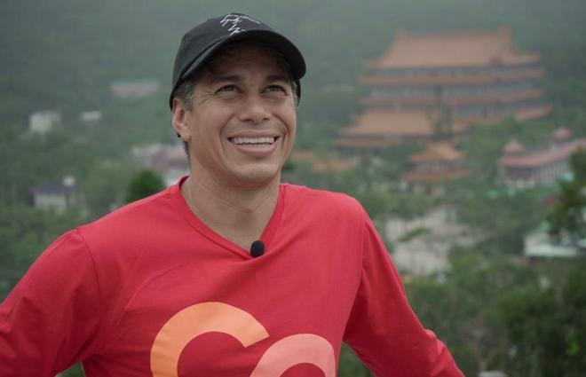 前廣州恆大外援孔卡晒出自己旅遊的照片,孔卡退役後的生活很不錯