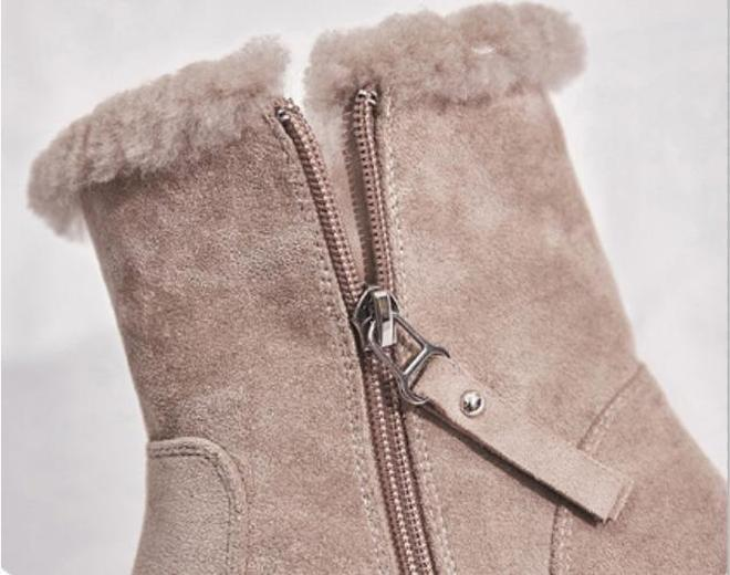 """真漂亮,這""""雪地靴""""終於出新啦,穿上時髦又禦寒,女人穿很洋氣"""