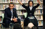 奧巴馬總統的尷尬瞬間