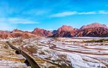 新疆的獨庫公路,擁有世界惟一的防雪長廊,被譽為中國最美公路