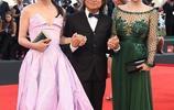 41歲趙薇和38歲郝蕾,同是微胖美人,同框一對比差距就出來了
