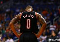 達米安-利拉德在西決場均只有22分,NBA勇士隊哪位球員把他鎖死了?
