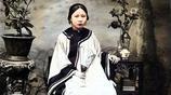 清朝末年的大戶人家小姐,罕見老照片,素顏照原來這麼美