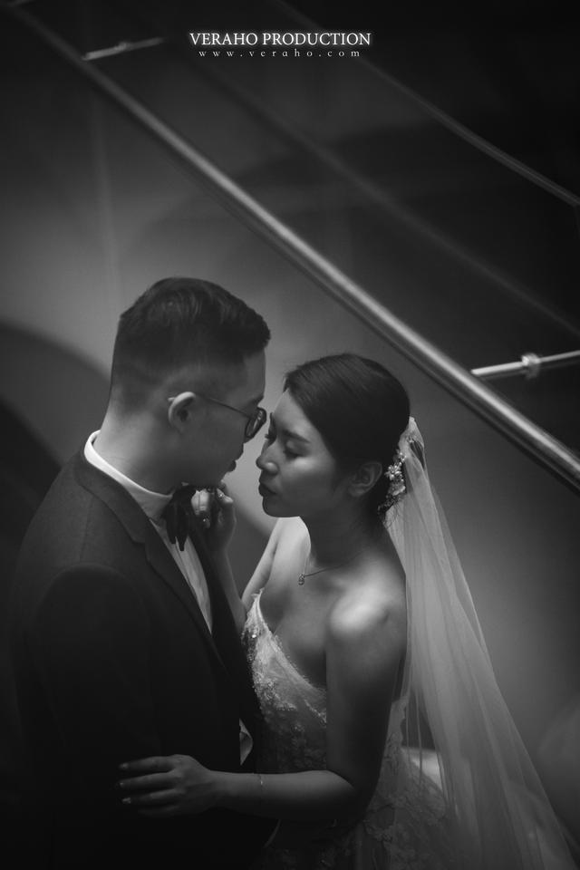 婚禮的當天