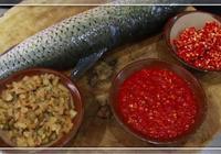 蒜香濃郁的大盤魚,江湖做法,好吃又好做