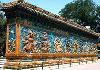 山西省大同市的九龍壁是誰的王府照壁?