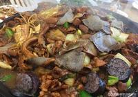 美食福利:集安火盆