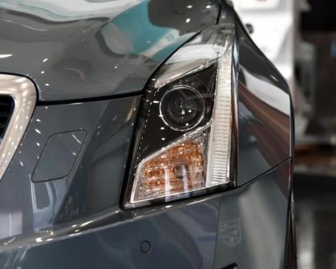 汽車圖集:凱迪拉克 ATS-L