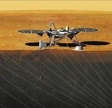 洞察號會不會在火星上發現生命?如果它做這方面探測,還真有可能