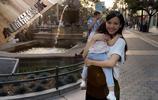 42歲王力宏全家近照曝光,小10歲嬌妻甜美有氣質,一家四口兩女兒超萌