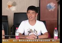 武漢高考狀元汪國彰680分,不僅人長得帥,酷似林更新,還寫得一手好書法!
