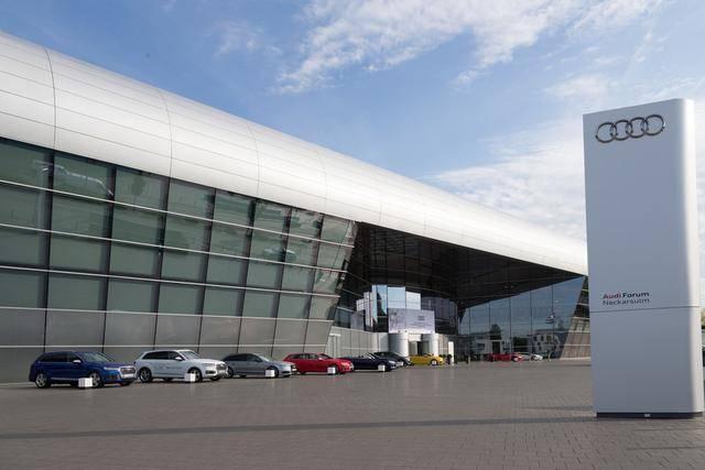 奧迪已於上汽簽署合作意向書 目標打造SUV和電動車
